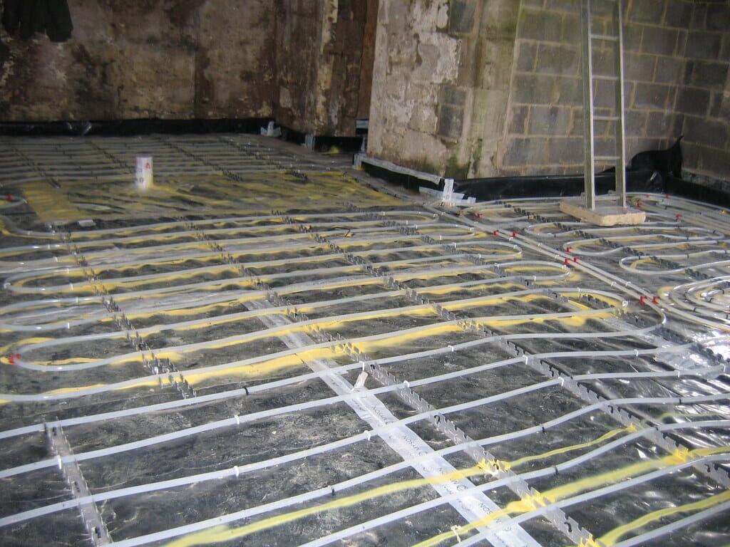 Calefacción por suelo radiante en Lloret de Mar